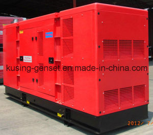 75kVA-687.5kVA Diesel Silent Generator with Vovol Engine (VK31500) pictures & photos