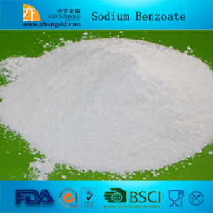 Food Grade Powder or Granular Sodium Benzoate Factory
