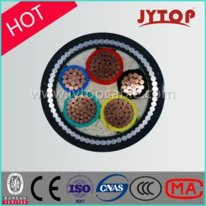 0.6/1kv 3+2 Core/Multicore Cable, XLPE Insulation Copper Cable pictures & photos