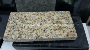 Sunset Gold Granite Tile for Kitchen Stone Countertops pictures & photos