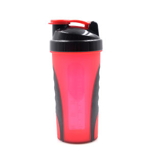600ml Xyt Private Mold Plastic Protein Shaker Bottle with Stainless Steel Ball pictures & photos