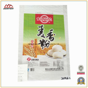 25kg Woven Polypropylene Bag for Packing Flour pictures & photos