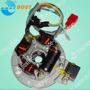Motorcycle Magnetic Coil Magneto Stator Coil Bajaj CT-100 pictures & photos
