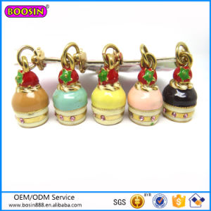 Alibaba Hot Sale Cute Jewelry Enamel Pendant with Diamond pictures & photos