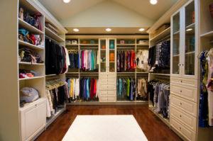 Bedroom Robe Master Bedroom Walk in Closet pictures & photos