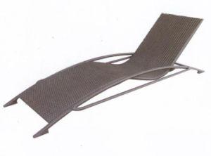 UV-Resistant Rattan Beach Chair (SL-07007) pictures & photos