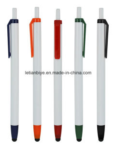Cheap Promotion Stylus Ball Pen (LT-Y042) pictures & photos