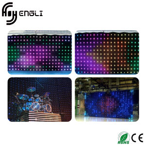 LED RGB Video Cloth with CE & RoHS (HL-052) pictures & photos
