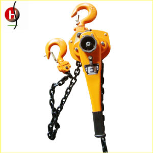 Good Performance 1.5t 6m Lever Hoist with CE Certificate and Overload Protection pictures & photos