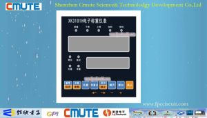 Standard Electronic Scale Use Membrane Control Keyboard pictures & photos