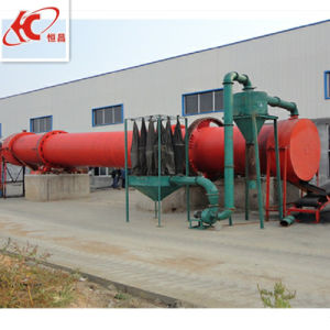 Energy Saving Horizontal Mineral Powder Rotary Dryer pictures & photos