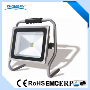 Portable 50W LED Floodlight with Ce&GS Certificates pictures & photos