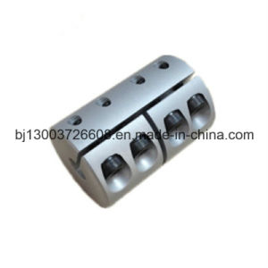 Aluminum Flexible Coupling CNC Machining Parts