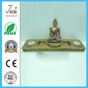 Polyresin Chinese Religion Buddha Statue for Garden Decoration pictures & photos