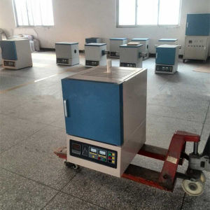 1800c High Temperature Resistance Furnace/Muffle Furnace for Melt pictures & photos