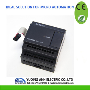 Micro PLC Controller Smart Relay Elc-E-PT100 Ce RoHS pictures & photos