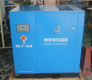 Stationnary Belt Drive Air Compressor 10bar pictures & photos