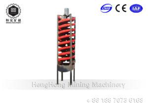 High Efficient Screw Spiral Chute