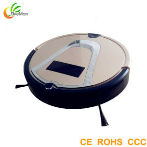 Robot Vacuum Cleaner Automatic Floor Sweeper for Home pictures & photos