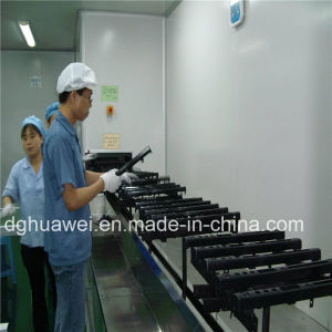 Spraying Machine for DVD Shell