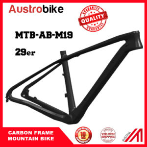 "26"" 20"" 27.5"" 29"" Mountain Bike Full Carbon Frame, Carbon Bicycle Frame pictures & photos"