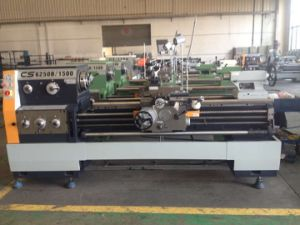 Metal Cutting High Precision Gap Bed Lathe CS6240 pictures & photos