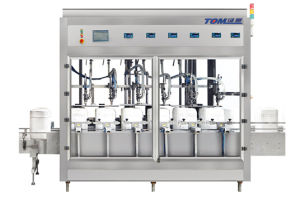 Fully Automatic Weight Filling Machine