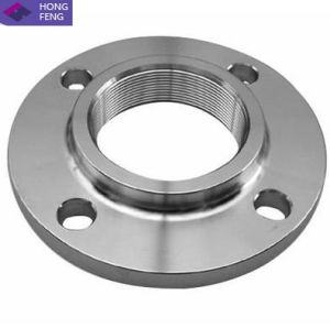 ASTM Stainless Steel Forged Threaded Flange pictures & photos