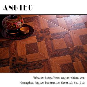 12mm Cheap Price High Quality Art Parquet Laminate Flooring pictures & photos