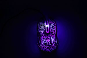 Gaming Mouse for PC 800/1200/1600/2400 Dpi pictures & photos