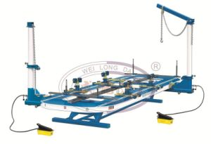 Auto Body Collision Straightening Benches Wld-V pictures & photos