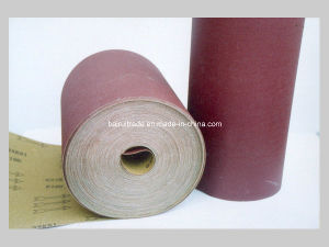 Sanding Paper Cloth Coated Abrasive for Metal pictures & photos