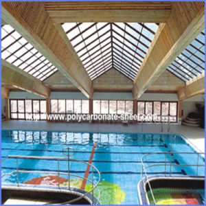 Clear Lexan Polycarbonate Swimming Pool Cover pictures & photos