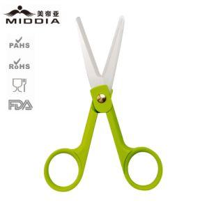 Ceramic Safet Scissors Grooming Tools Dog Hair Scissors pictures & photos