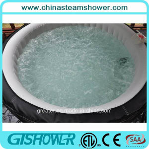 Inflatable Outdoor Air Bubble Massage Bathtub (pH050011) pictures & photos
