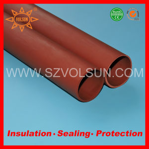 Heat Shrinkable Busbar High Voltage Insulation Tubing pictures & photos