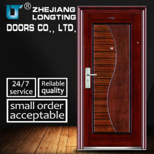 Low Price and Best Quality Steel Security Door pictures & photos