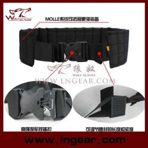 Molle System Combat Gear Waist Belt Tactical Military Belt pictures & photos