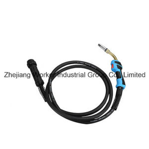 New Design Binzel Style MB-25ak Air-Cooled CO2 Air Shielded MIG Welding Torch pictures & photos