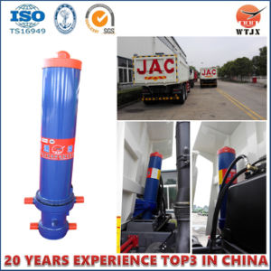 Telescopic Cylinder Front-End Motion for Dump Truck Cylinder pictures & photos