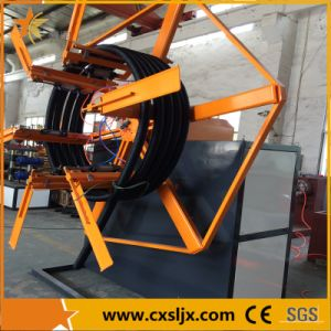 PE Double Wall Corrugated Pipe Making Machine pictures & photos