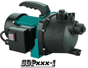 (SDP600-1) Stainless Steel Household Utility Pump for Garden Irrigation