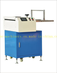 High Speed Rubber Silicone Cutting Machine with CE&ISO pictures & photos