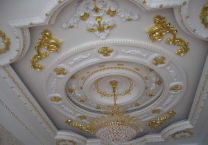 PU Cornice Moudling Ceilding Decratioin Interior Design pictures & photos