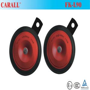 Red Copper Coil Car Speaker Bosh Horn Auto Parts Disc Horn pictures & photos