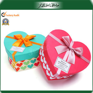 Heart Shaped Fashion Promotion Candy Packing Gift Box pictures & photos