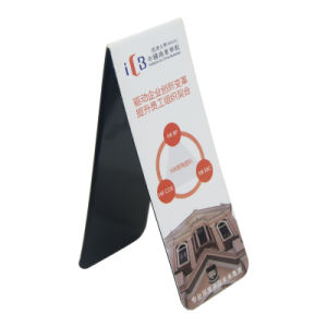 Fridge Magnet Bookmark, Promotion Magnetic Bookmark pictures & photos