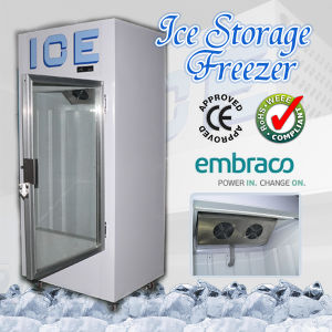 Bagged Ice Freezing Storage Bin for Auto Sell (DC-300) pictures & photos