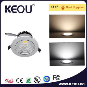 15W High Power LED COB Downlight 5 Years Warranty pictures & photos