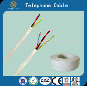China Cable Manufacturer High Quality Telephone Wire pictures & photos